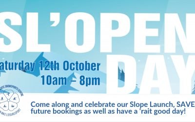 SL'OPEN DAY